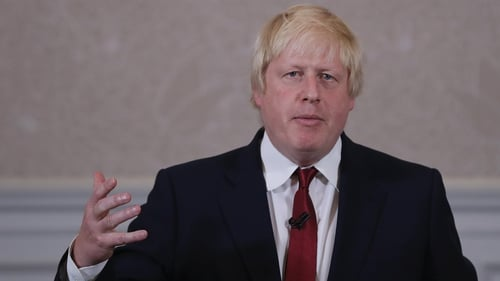 Boris Johnson formally announces he will not enter the race to succeed David Cameron