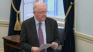 Charlie Flanagan said he met the Egyptian Ambassador over the case