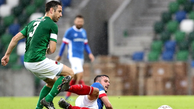Caulfield toasts crucial Cork away goal
