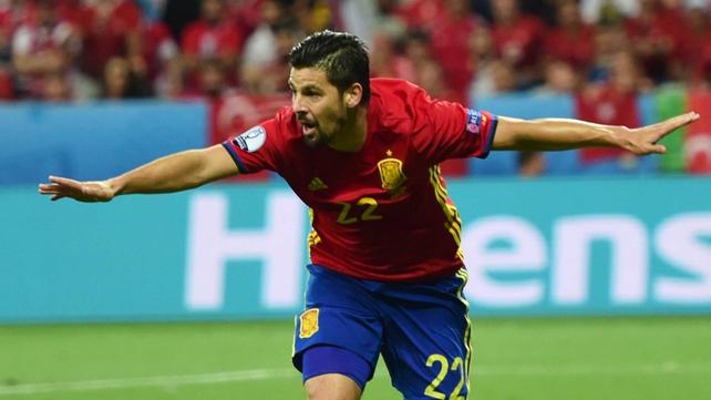 City sign Spain international Nolito