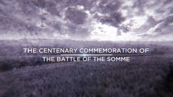 Commemoration of the Battle of the Somme