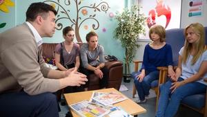 Will Sarah Platt reveal all to her psychiatrist?
