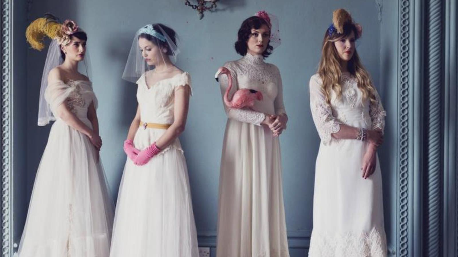Alternative wedding dresses that won\'t break the bank