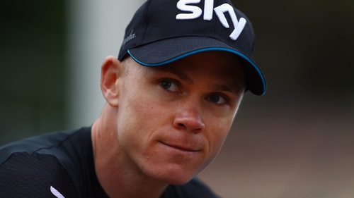 Chris Froome winds up 10th in controversial return to racing as Tim Wellens tops Ruta del Sol