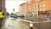 Six One News Web: Man injured following shooting in Dublin city centre