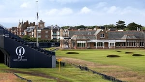 It will be the 10th time the Scottishcourse has hosted the game's oldest major