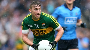 O'Donoghue is back on the Kerry panel