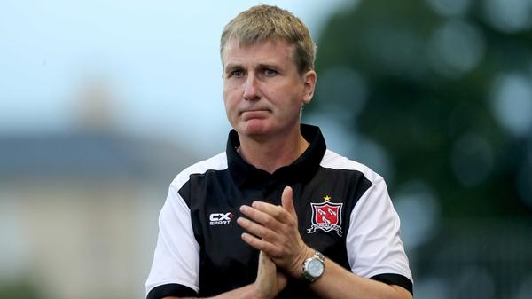 Dundalk manager Stephen Kenny