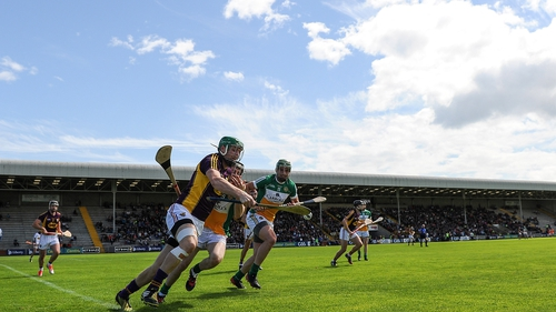Flashback to 2016 and the last championship meeting between Offaly and Wexford