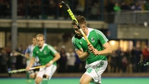 Shane O'Donoghue scored the Ireland goal