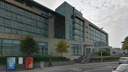 The boy fell from the sixth floor of the Strand Hotel in Limerick (Pic: Google Maps)