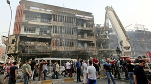 Iraq suffered nine of the 11 deadliest attacks