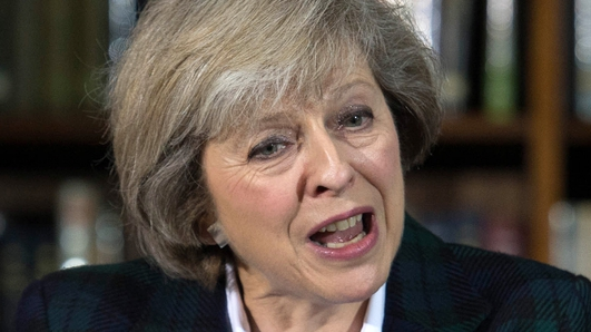 Theresa May begins her tenure as British PM today