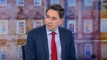 Minister for Health Simon Harris was speaking in Donegal