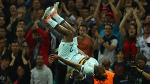 Michy Batshuayi: 'This is a fantastic opportunity for myself and my family.'