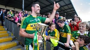 Bryan Sheehan won five All-Ireland titles