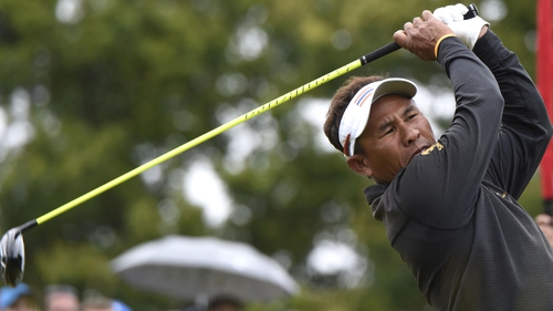 Thongchai Jaidee held his nerve to win the French Open