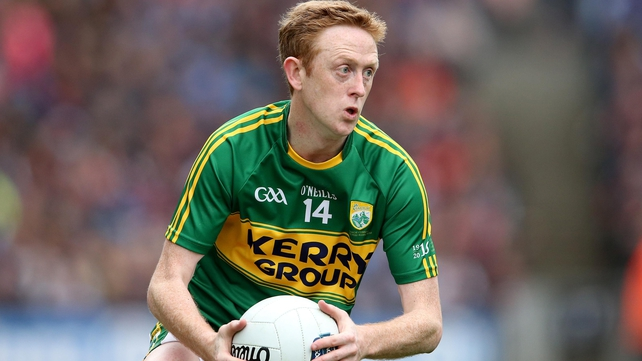 Colm Cooper has won five All-Ireland medals