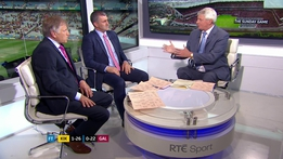 "The Sunday Game Extras: ""When the chips are down, Kilkenny know how to win"""