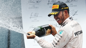 Hamilton has surged back to the top of the standings