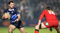 Niall Morris returns to Leinster