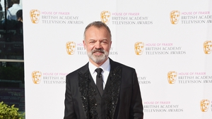 """Graham Norton has left Twitter because it is """"not a happy world"""""""