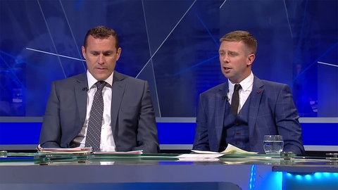 "The Sunday Game Extras: Whelan ""Thank God for Ulster football"""
