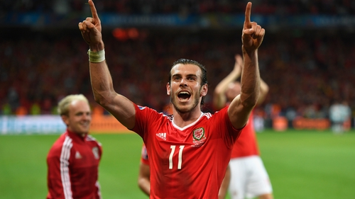 Bale should be fit to face Ireland in next month's World Cup qualifiers