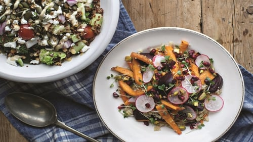 Roz Purcell's Quinoa Salad