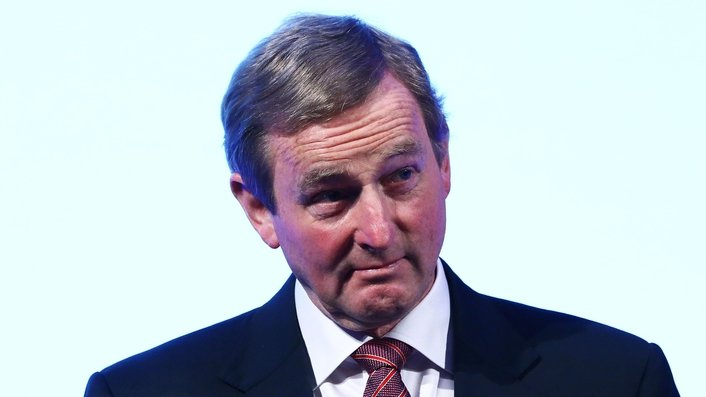 Ministers pour cold water on Kenny leadership challenge