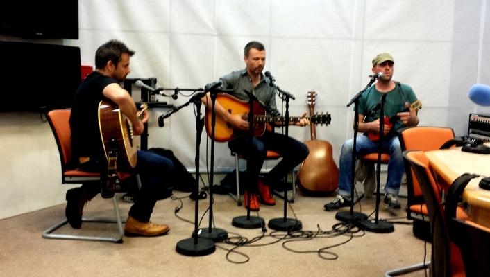 Bell X1 - Live in studio!