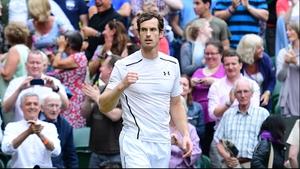 Andy Murray will play Jo-Wilfried Tsonga next
