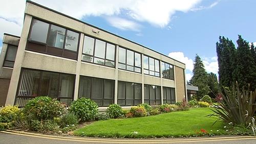 St John of God head office in Stillorgan, Dublin