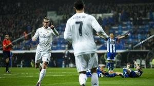 Gareth Bale and Cristiano Ronaldo will come face-to-face at Euro 2016
