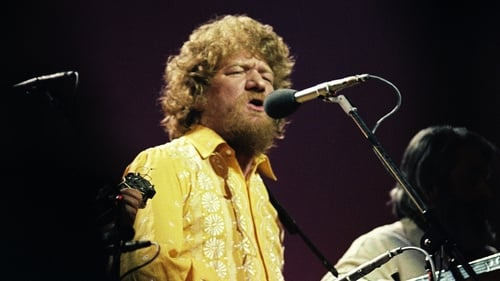 """Luke Kelly with The Dubliners in 1979: """"there are as many reasons to sing folk songs as there are songs and people who sing them"""""""