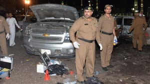 Victims were all members of the Saudi Arabian special emergency forces