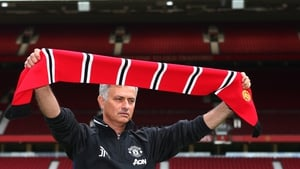 Jose Mourinho expects a lot from Manchester United fans