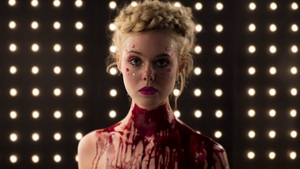 The Neon Demon very quickly becomes a parody of itself