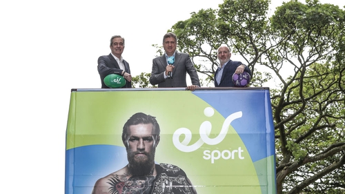 All eir Sport channels, along with the BT Sport channels will be made available without charge to eir broadband customers under the offer
