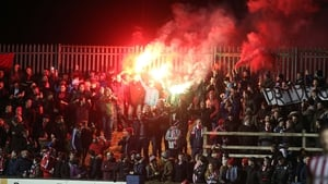 Derry City fans may have a second new 'home' ground this summer in the form of Oriel Park