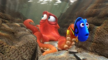 Finding Dory a cuddly catch