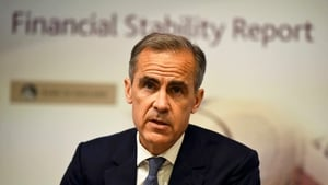 BoE Governor Mark Carney said the move represented a 'major change' that would help the economy to weather the Brexit hit