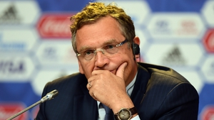 Jerome Valcke was banned for a number of ethics violations, such as misuse of expenses