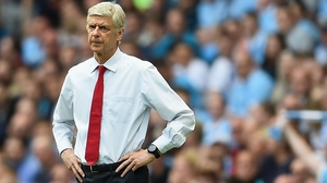 Wenger's contract runs out at the end of this season