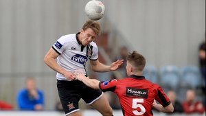 David McMillan has scored consecutive hat-tricks for Dundalk in the top flight