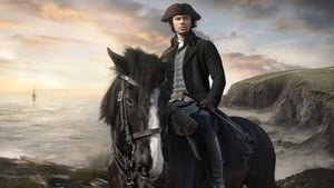 Aidan Turner in the new series of Poldark