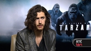 Hozier talks Tarzan and second album plans with TEN's Sinead Brennan