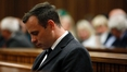 Judge rejects challenge to Pistorius' sentence