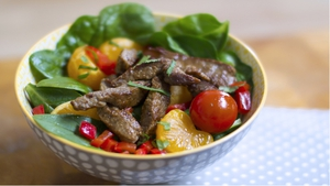 Got beef with salads? This Operation Transformation recipe will change your mind. Watch the video below and get cooking!