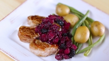 Another winner of a recipe from Operation Transformation! Delicious pork medallions with a tangy touch. Watch the video below and get cooking!